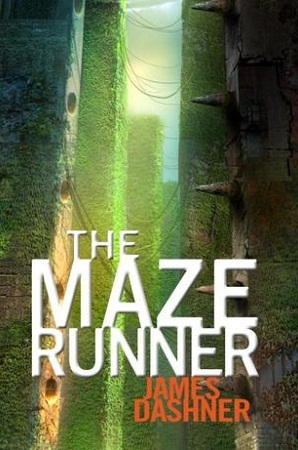 The Maze Runner_bookcover