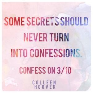Confess Quote